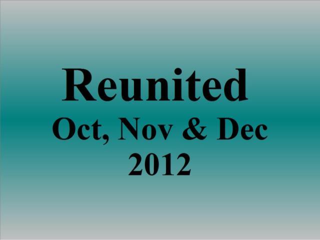 Oct Nov Dec 2012