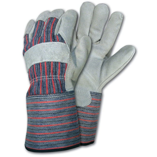 Inexpensive leather work gloves - An Inexpensive Pair Of Leather Work Gloves Can Prevent A Potentially