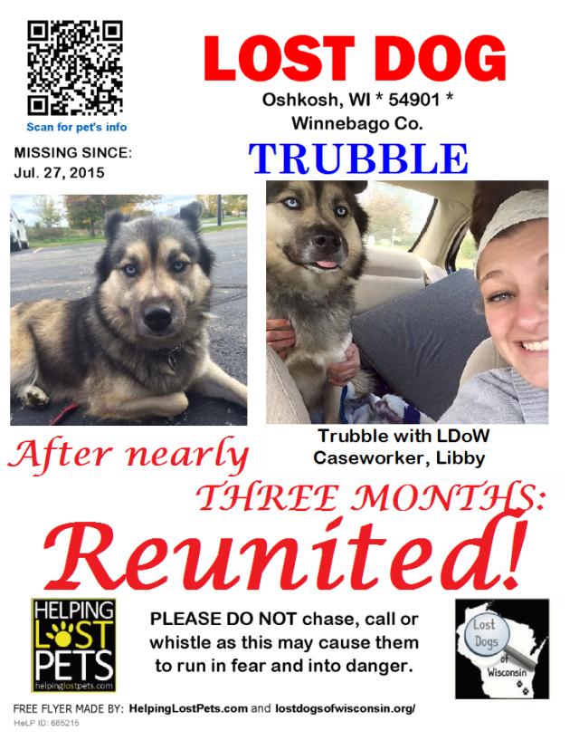 Trubble Reunited