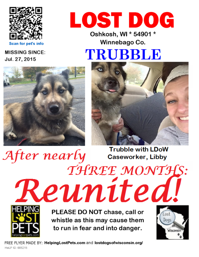 Trubble Reunited